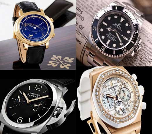 Sell Rolex high-end watches
